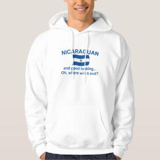 Good Looking Nicaraguan Hooded Sweatshirt