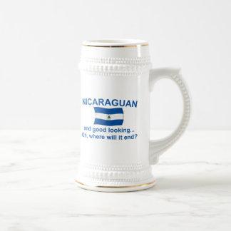 Good Looking Nicaraguan Mug