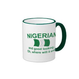 Good Looking Nigerian Mug
