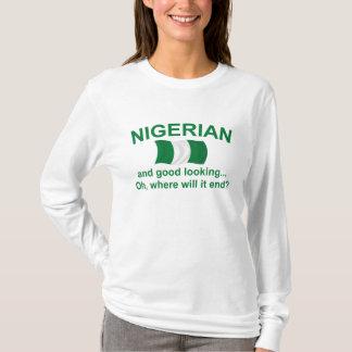 Good Looking Nigerian T-Shirt