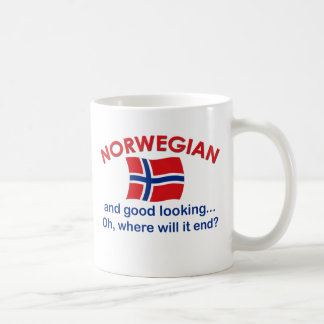 Good Looking Norwegian Mug