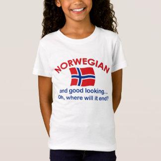 Good Looking Norwegian T-Shirt