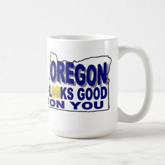 Good Looking Oregon Mug