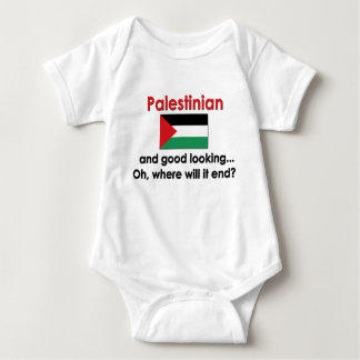 Good Looking Palestinian Baby Bodysuit