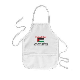 Good Looking Palestinian Kids' Apron