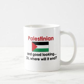 Good Looking Palestinian Classic White Coffee Mug