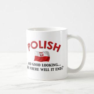 Good Looking Polish Coffee Mug