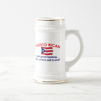 Good Looking Puerto Rican Coffee Mug