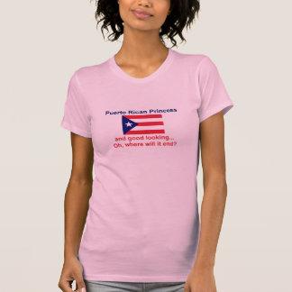 Good Looking Puerto Rican Princess T-Shirt