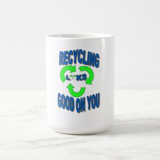Good Looking Recycling Mug