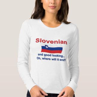 Good Looking Slovenian Tee Shirt
