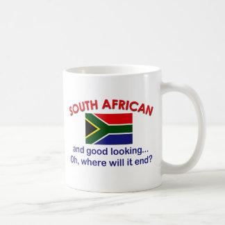 Good Looking South African Coffee Mug
