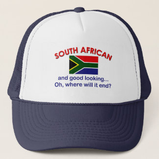 Good Looking South African Trucker Hat