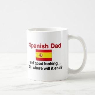 Good Looking Spanish Dad Mug