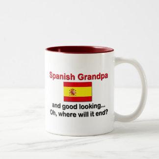 Good Looking Spanish Grandpa Coffee Mug