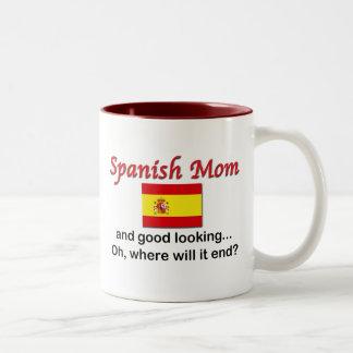 Good Looking Spanish Mom Mug