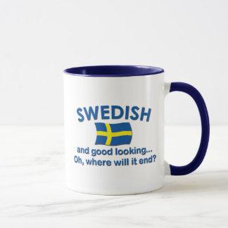Good Looking Swedish... Mug
