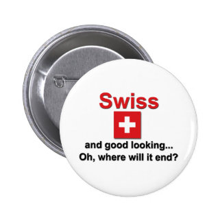Good Looking Swiss Button