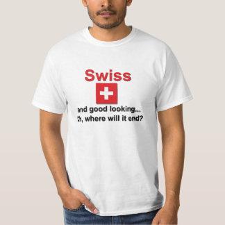 Good Looking Swiss T-Shirt