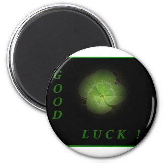 Good luck 2 inch round magnet