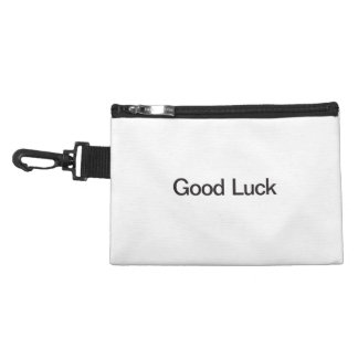 Good Luck.ai Accessories Bag