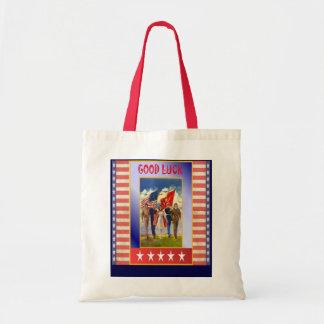 Good Luck Budget Tote Bag
