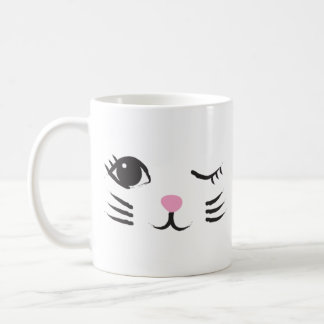 good-luck beckoning cat zoom coffee mugs