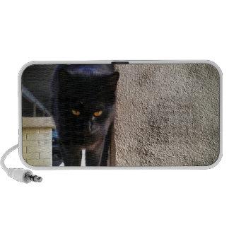 Good Luck Black Cat Travel Speakers