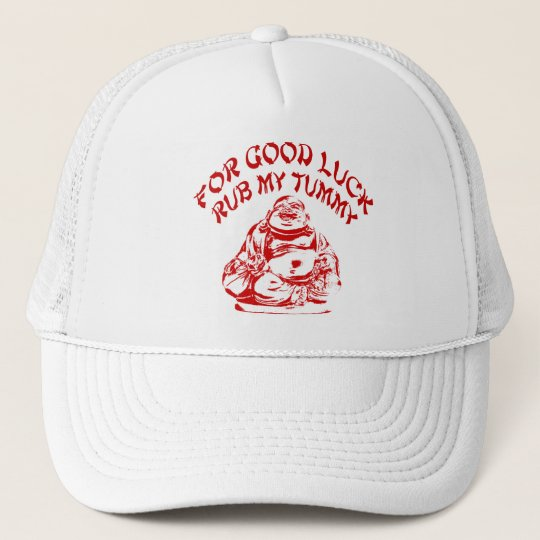 Good Luck Buddha Hat