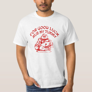 Good Luck Buddha T-shirt