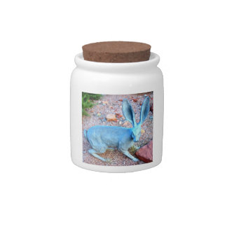good luck bunny jar