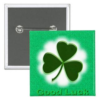 Good Luck Pins