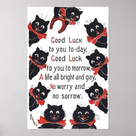 1594532dc00 Good Luck Cats
