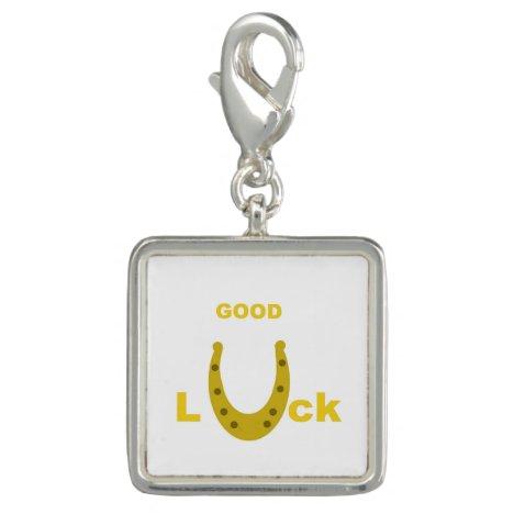 Good Luck Charm add name option