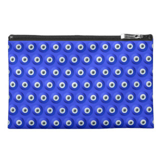 Good Luck Charms against Evil Eye Pattern Travel Accessories Bag