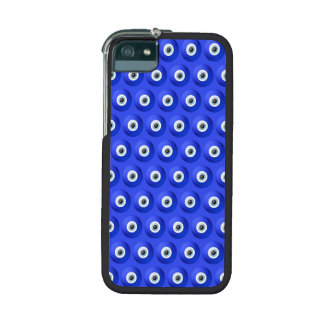 Good Luck Charms against Evil Eye Pattern Cover For iPhone 5