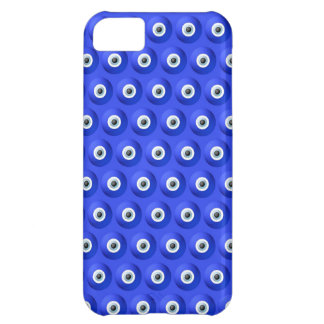 Good Luck Charms against Evil Eye Pattern iPhone 5C Covers