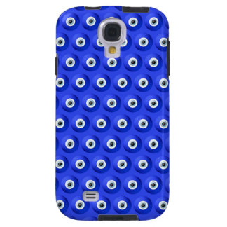Good Luck Charms against Evil Eye Pattern Galaxy S4 Case