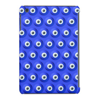 Good Luck Charms against Evil Eye Pattern iPad Mini Cases
