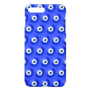 Good Luck Charms against Evil Eye Pattern iPhone 8 Plus/7 Plus Case