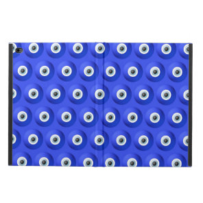 Good Luck Charms against Evil Eye Pattern Powis iPad Air 2 Case