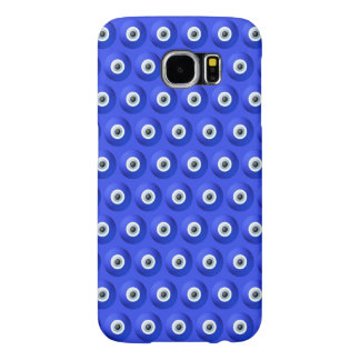 Good Luck Charms against Evil Eye Pattern Samsung Galaxy S6 Case