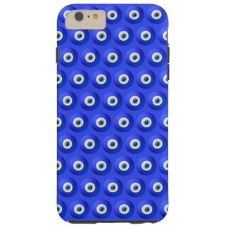 Good Luck Charms against Evil Eye Pattern Tough iPhone 6 Plus Case
