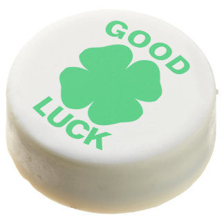 Good Luck Chocolate Covered Oreo