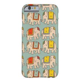 Good luck circus elephants cute elephant pattern iPhone 6 case