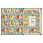 Good luck circus elephants cute elephant pattern case for iPad air