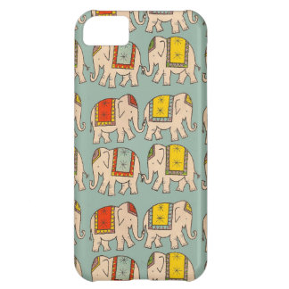 Good luck circus elephants cute elephant pattern case for iPhone 5C
