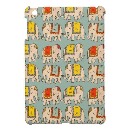 Good luck circus elephants cute elephant pattern case for the iPad mini
