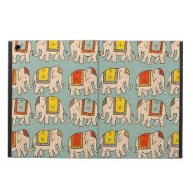 Good luck circus elephants cute elephant pattern iPad air cases