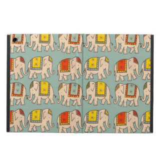 Good luck circus elephants cute elephant pattern iPad air covers
